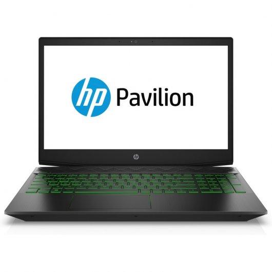 HP Pavilion i5-8300H, 8Gb, 1Tb, 1050Ti