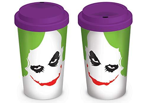 Vaso con diseño del Joker