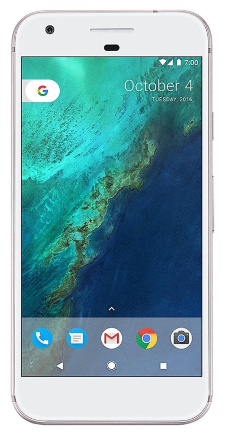 Google Pixel XL 128Gb (Plata)