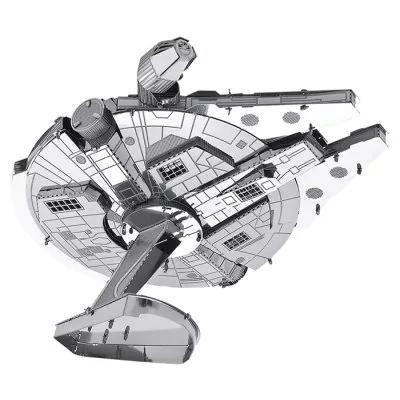 Puzzle 3D Metálico Halcón Milenario STAR WARS