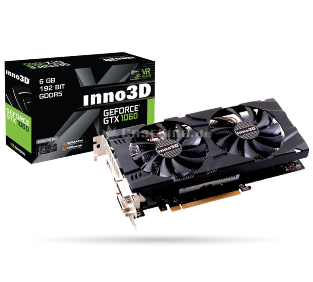 Gtx 1060 6GB de INNO3D