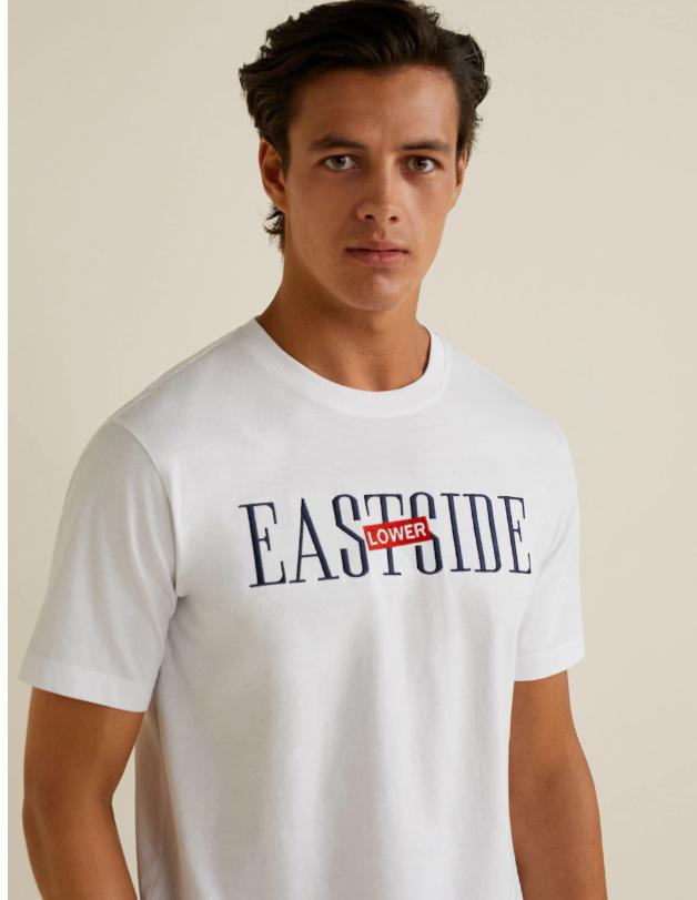 Todas las camisetas para hombre de MANGO a 9,99€