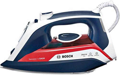 Plancha de vapor Bosch con suela CeramicGlide