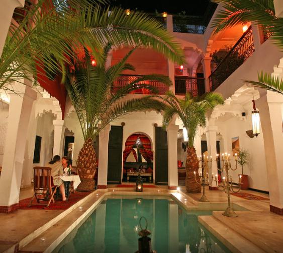 Marrakech 79€/p = 4 noches en Riad con desayuno y vuelos directos