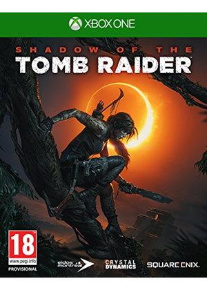 Shadow of the Tomb Raider (Xbox One) edición normal física