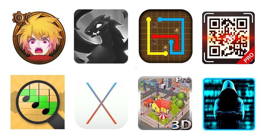 Recopilación de juegos y apps premium GRATIS