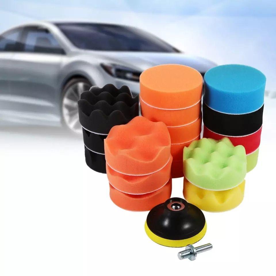 Discos para pulir el coche (Deja tu coche como un espejo)