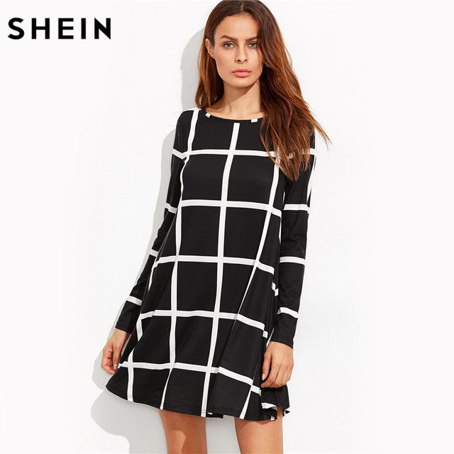 SHEIN Vestido mujer