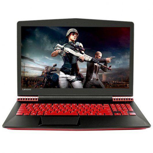 "Lenovo Legion Y520-15IKBN Intel Core i7-7700HQ/8GB/1TB/GeForce GTX1050/15.6"" Rojo"