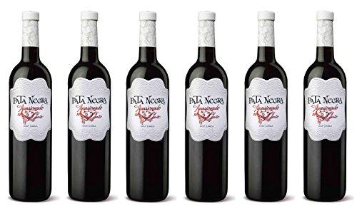 Pata Negra Apasionado D.O Jumilla Vino Tinto. 6 Botellas x 750 ml