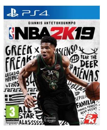 NBA 2k19 PS4, Switch y Xbox a 49.99
