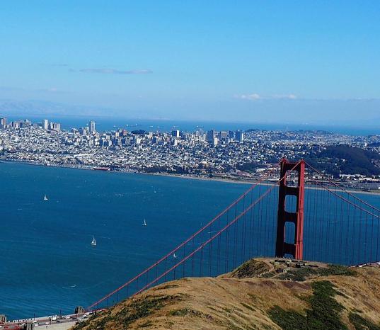 Vuelos directos a San Francisco ida y vuelta desde 215€