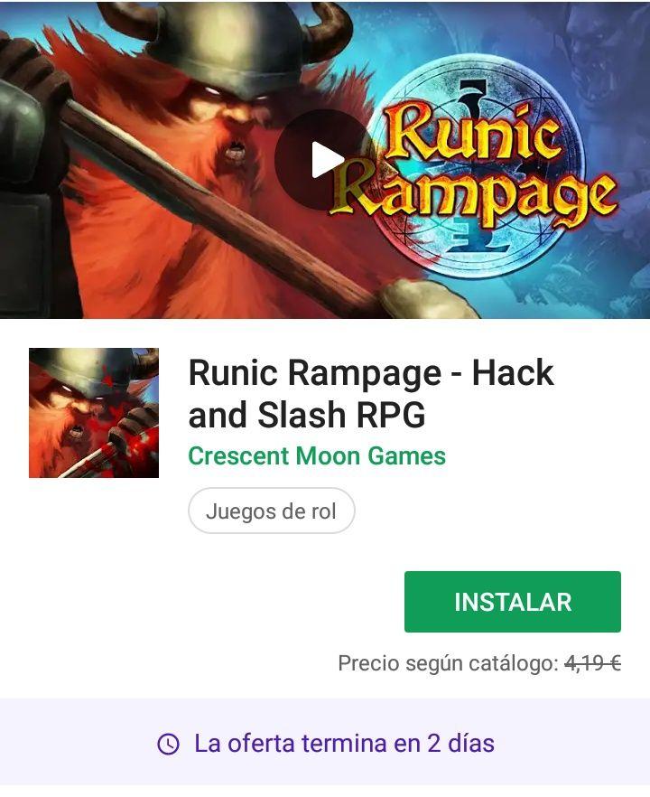 Juegos gratis Play Store