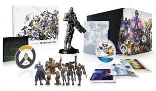 Edición Coleccionista Overwatch PS4 y XBOX ONE