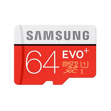 Samsung EVO Micro SD 64 GB solo 10.6€