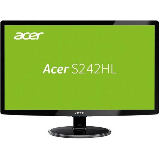 """Acer S242HL 24"""" LED FullHD"""