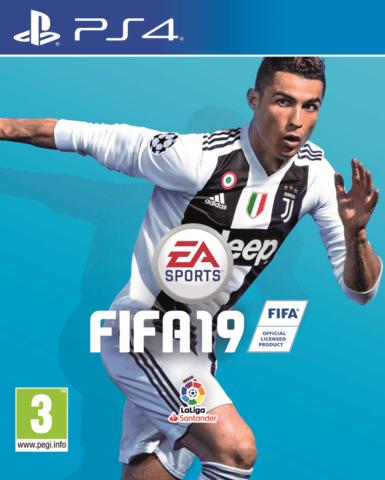 FIFA 19 PS4 a 49,99€ en Mediamarkt y Amazon