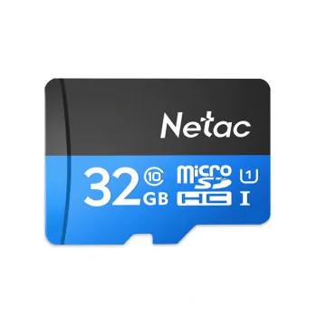 Netac 32GB MicroSD Clase 10 solo 2.88€