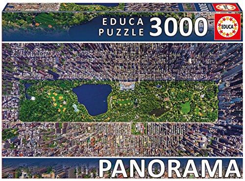 Puzzle Educa Borras de Central Park 3000 piezas a mitad de precio