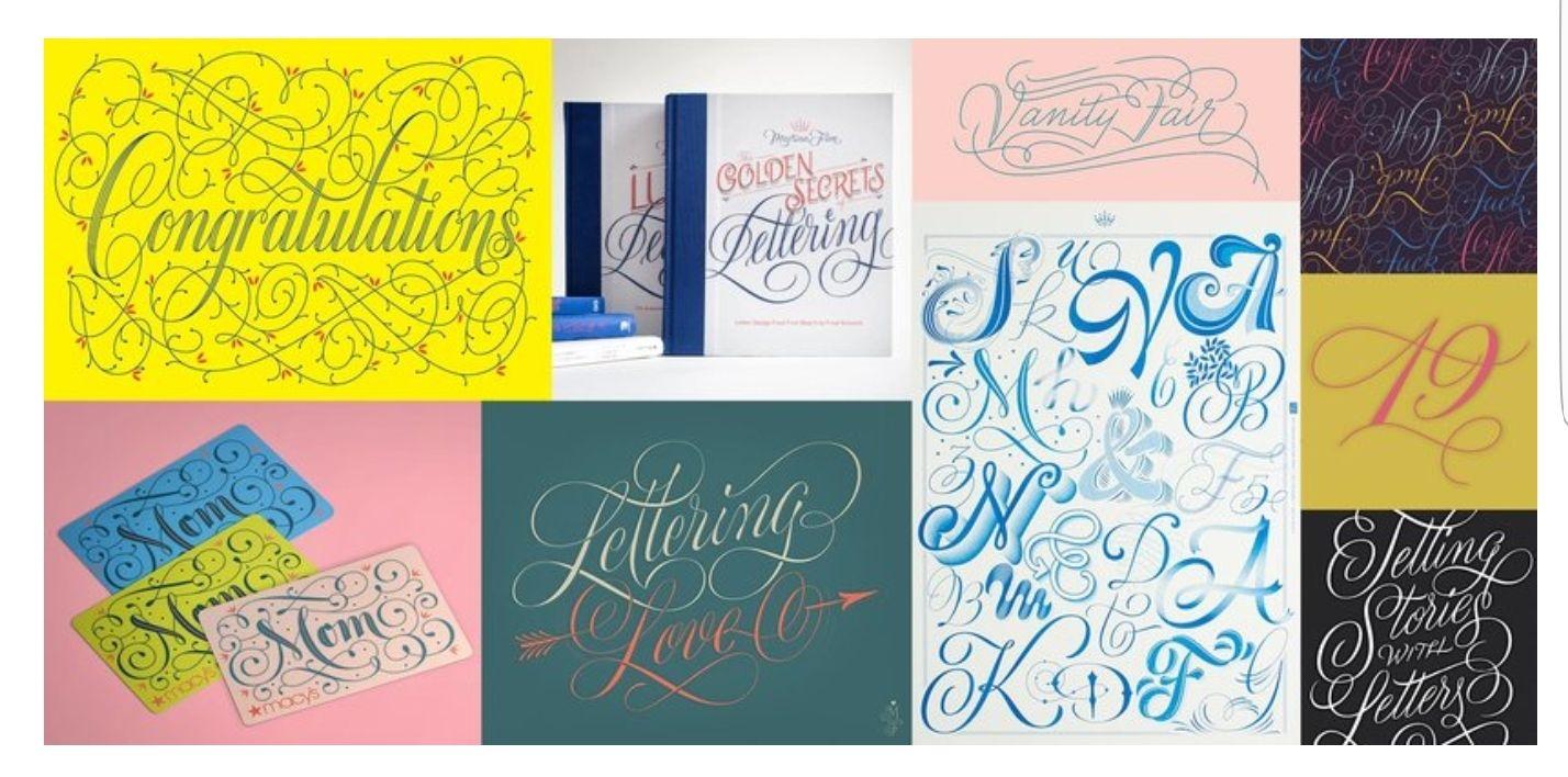 Lettering para logotipos (Curso Domestika 50% dto.)