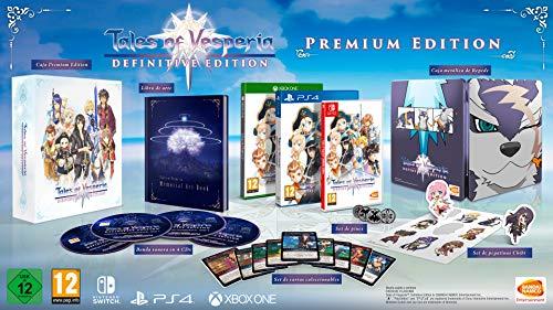 Tales Of Vesperia: Definitive Edition - Premium Edition PS4/XBOXONE