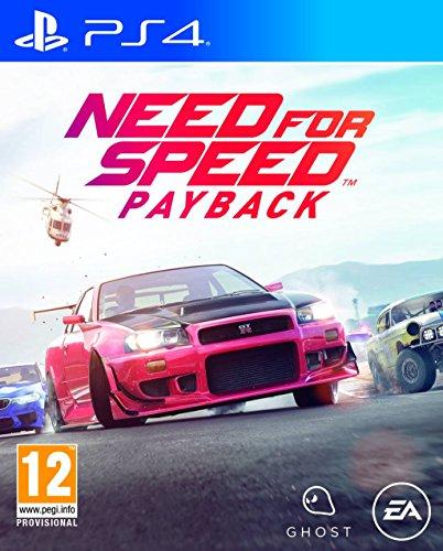Need for Speed Payback - Edición estándar PS4