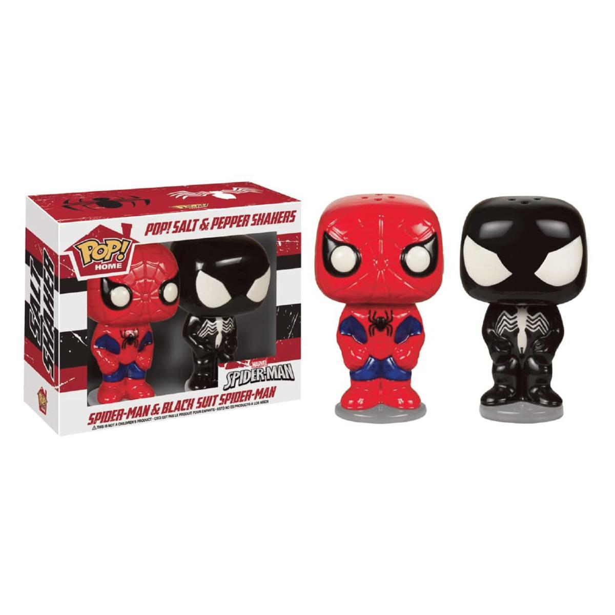 Set Sal y Pimienta POP Marvel Spider-Man