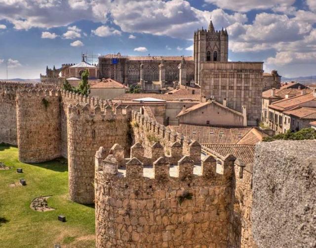 Fin de semana en Ávila 25€/p= una noche en hotel 4*