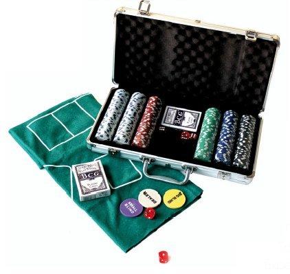 Set maletin Poker profesional