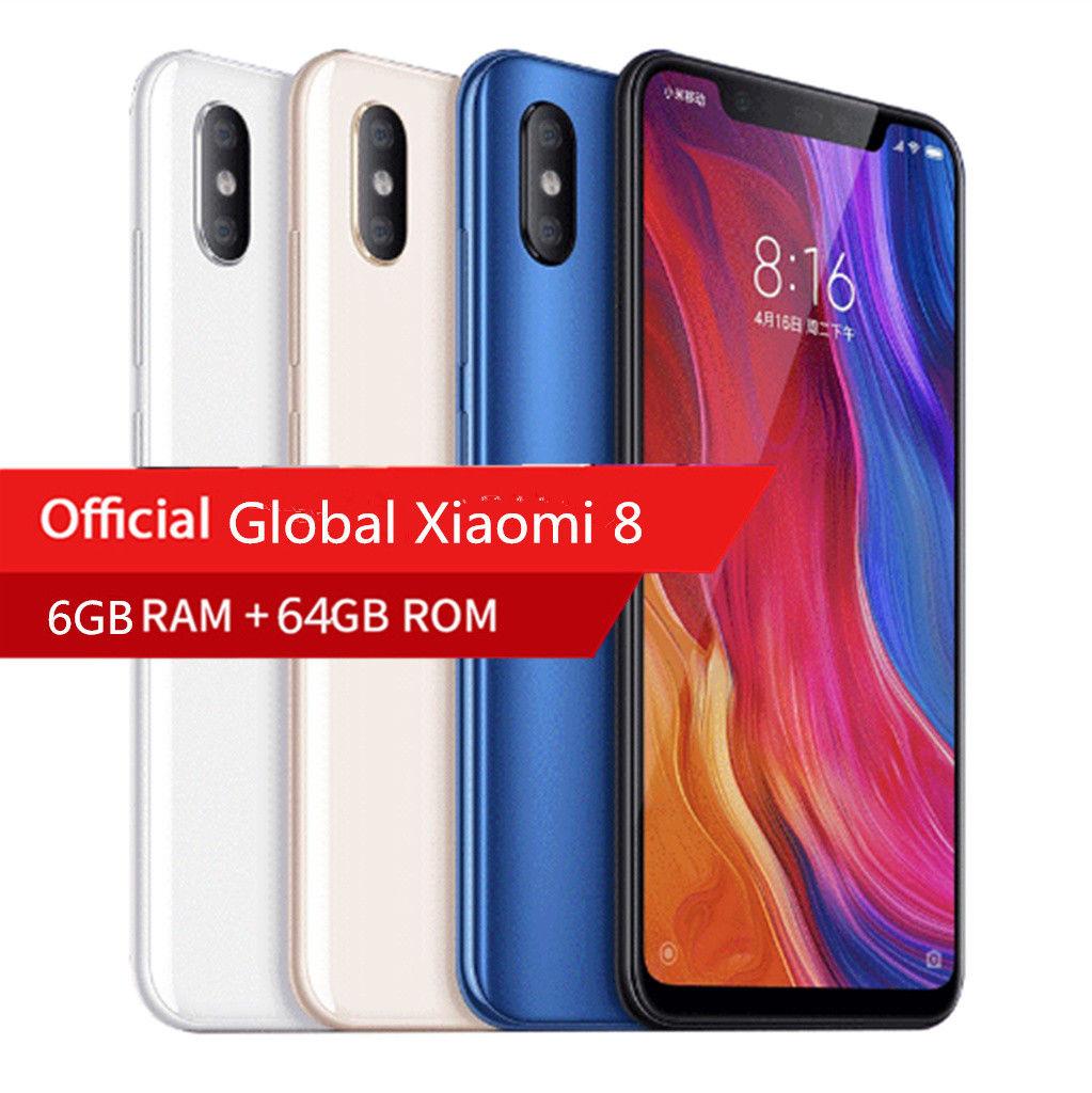 Xiaomi Mi 8 6/64GB - Desde España