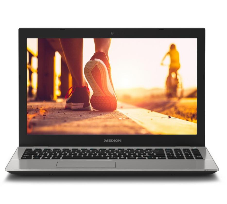 Medion S6425 Intel Core i3-8130/8GB/256GB SSD/15.6