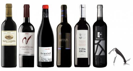Ofertón de estos vinos de Mequedouno