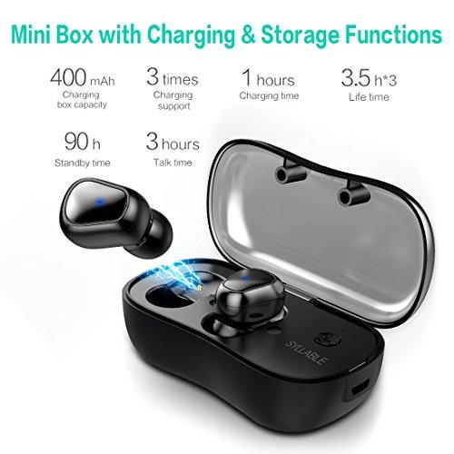 Auriculares Bluetooth Estéreo In-ear con Micrófono Dual