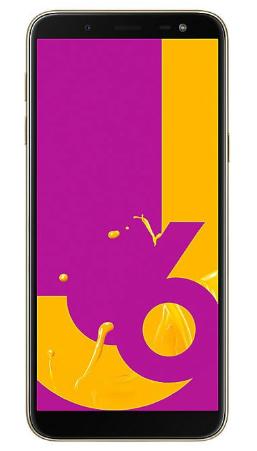 Samsung Galaxy J6 (2018) J600G Dual Sim 4G 32GB (3GB Ram)(Libre) - Oro