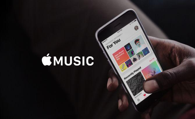 3 meses de prueba de Apple Music gracias a MediaMarkt