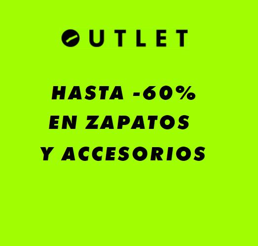 60% en zapatos y accesorios en ASOS OUTLET