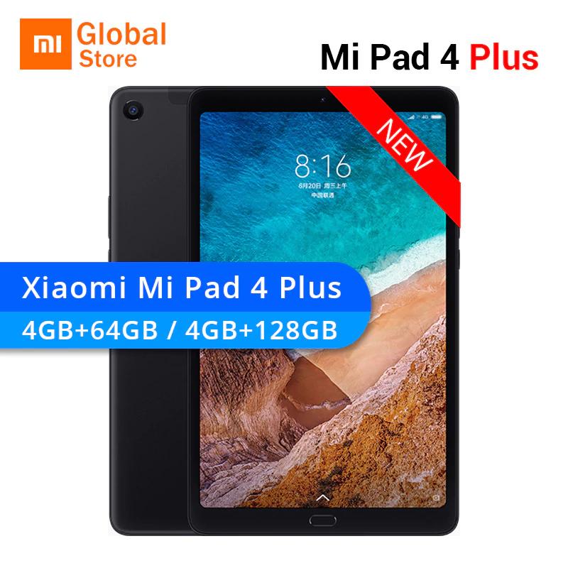 "Xiaomi Mi Pad 4 Plus (10"", 4+64GB, LTE+WiFI)"