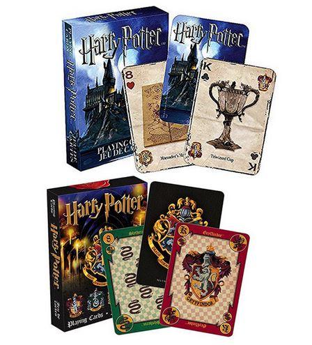 """Super juego  de cartas """"Casa de Hogwarts"""" (Harry Potter) (Oferta 11/11)"""