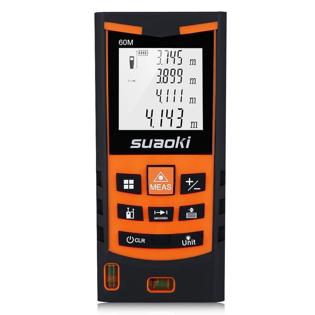 Medidor laser Suaoki S9