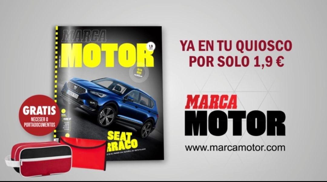 Neceser de regalo comprando  Marca Motor