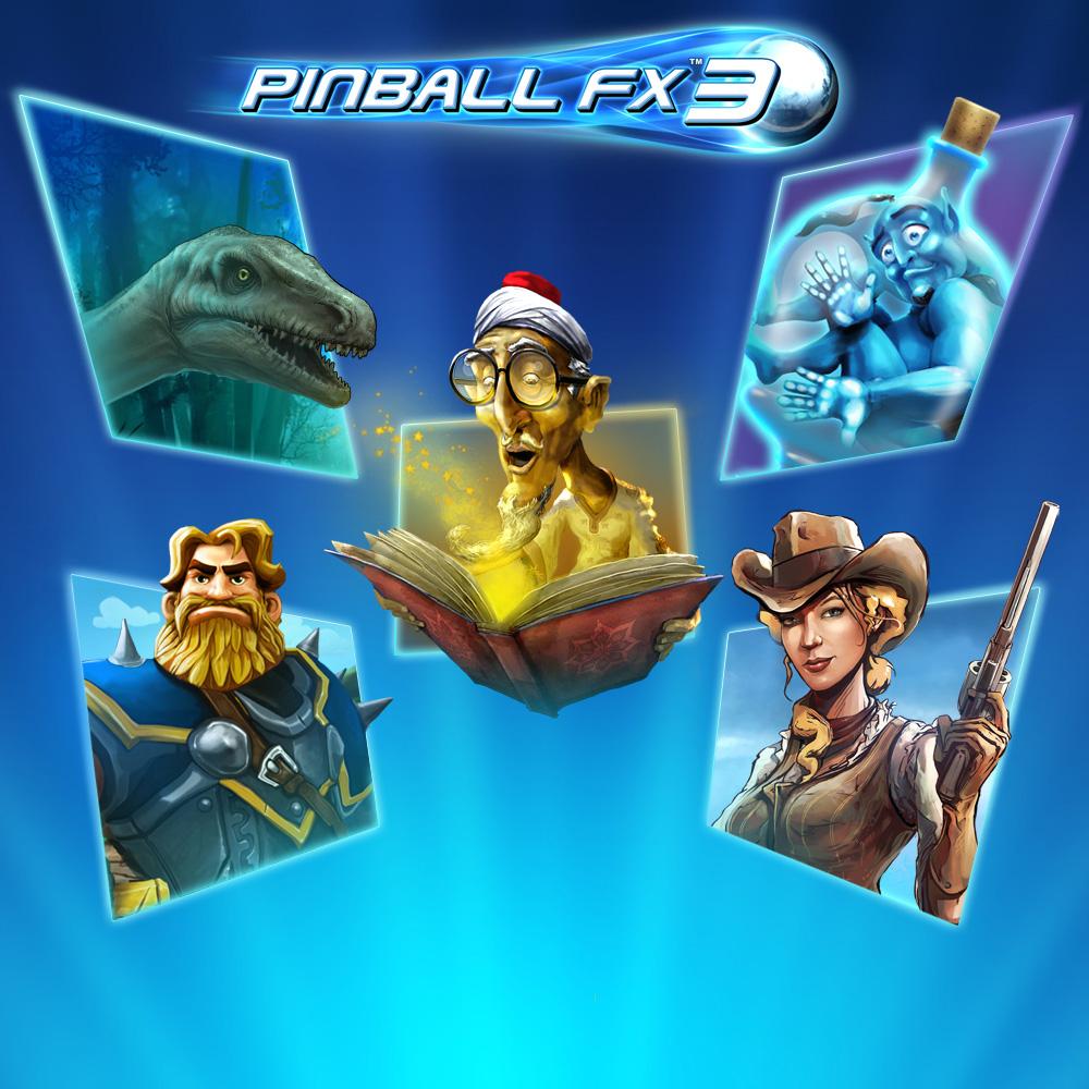 Nintendo Switch: Pinball FX3 + Stern Pinball Arcade (gratis)