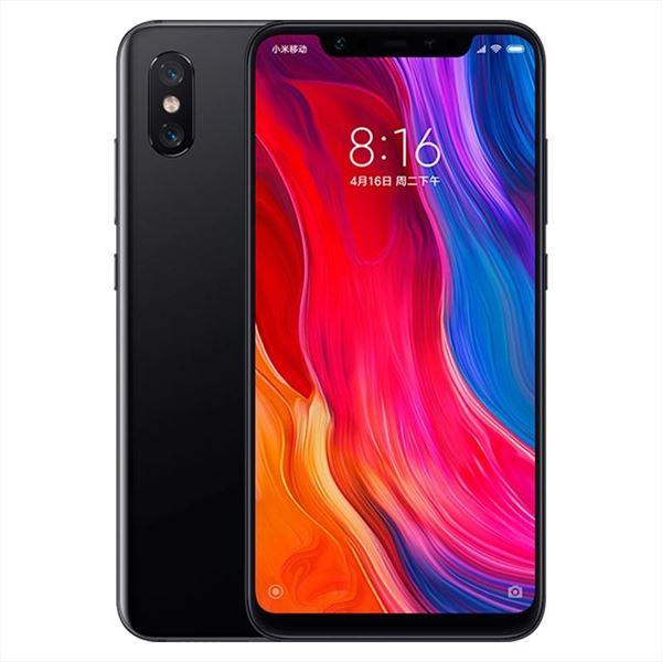 Xiaomi Mi 8 6GB/64GB Negro Libre Versión Global