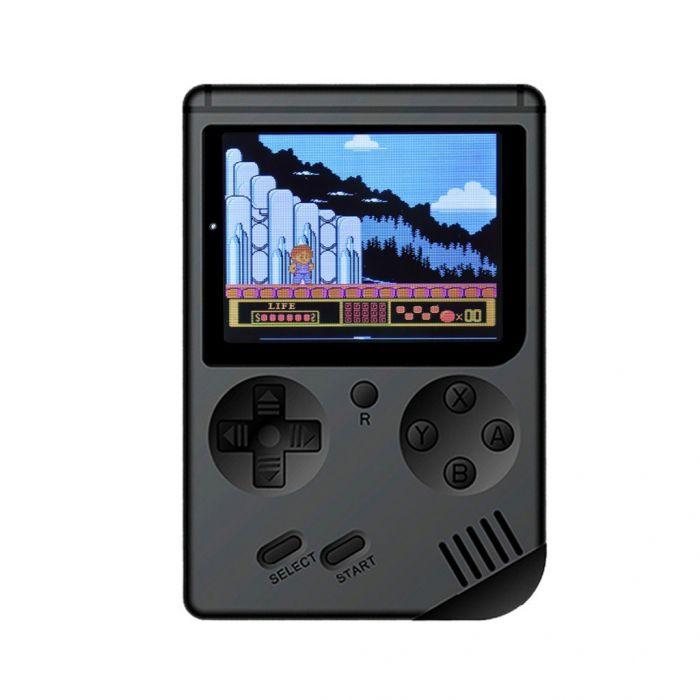 Consola Retro Portátil con 168 Juegos y salida de TV a solo 13.73