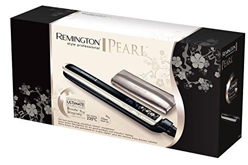 Remington S9500 Pearl - Plancha de pelo