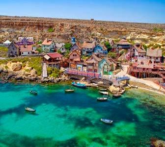 Chollazo Malta vuelos desde 37€  HOTEL a 11€