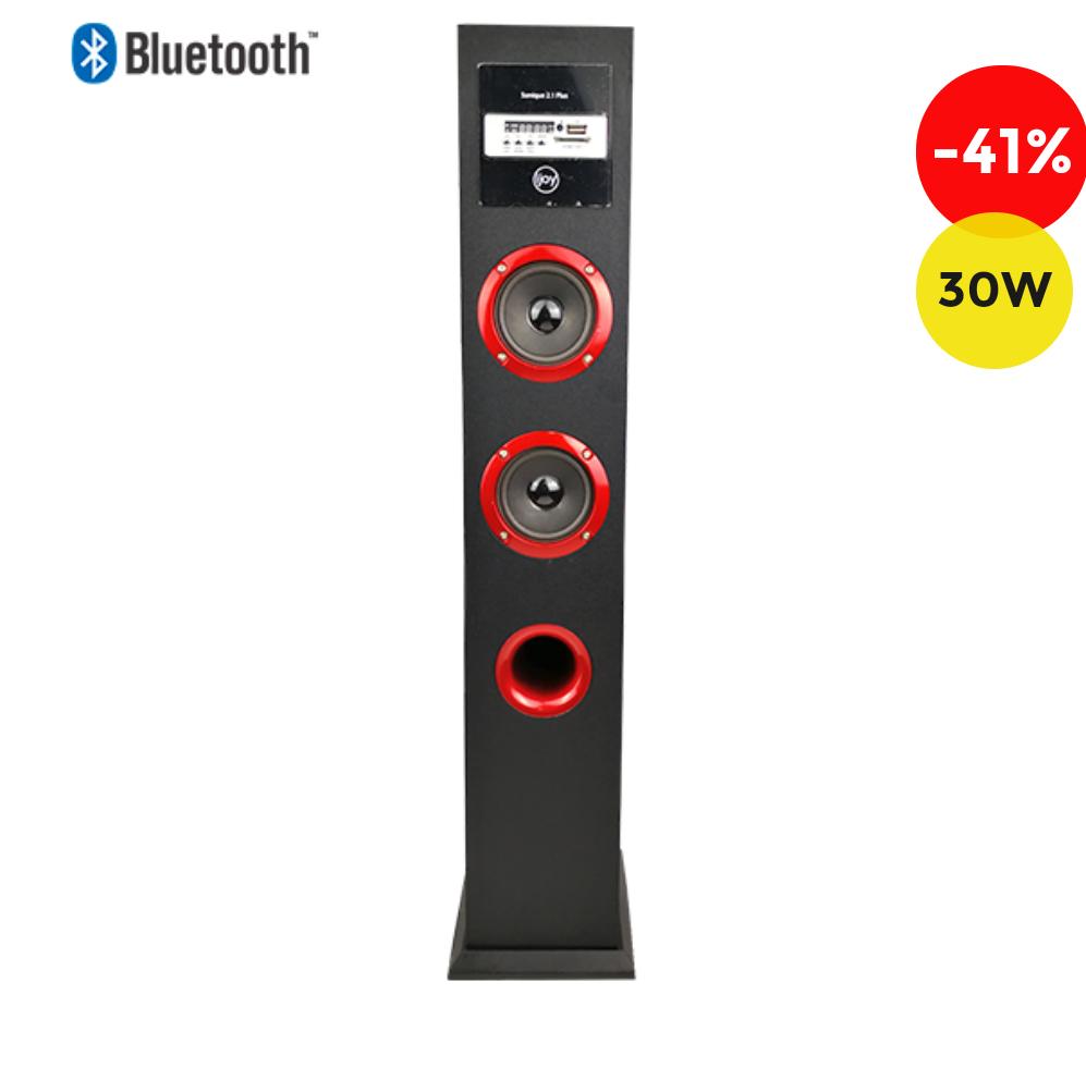 Torre Sonido 2.1 Bluetooth 30W