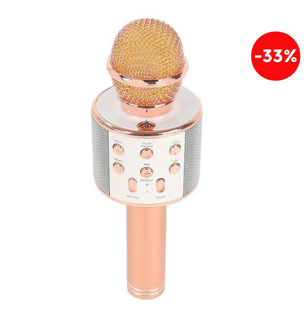 Micrófono de karaoke OFERTA