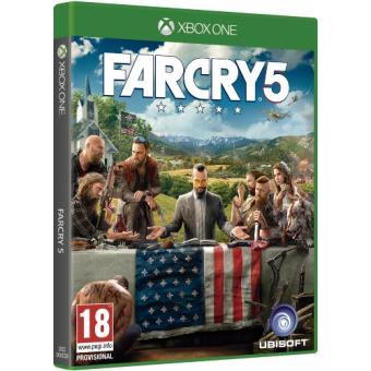 Far cry 5 para XBOXONE/PS4