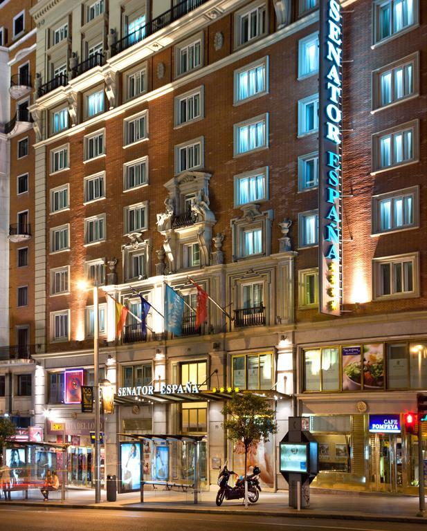 Senator Gran Vía 70 Spa Hotel - Para 2 personas