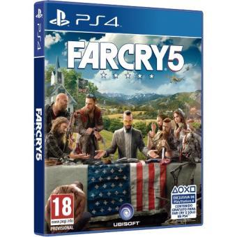 Far Cry 5 PS4 FNAC